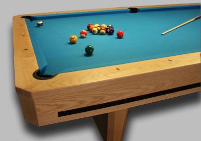 Pool billardtisch zaffiro e for Pool aus plastik