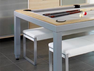 fusion billardtisch. Black Bedroom Furniture Sets. Home Design Ideas